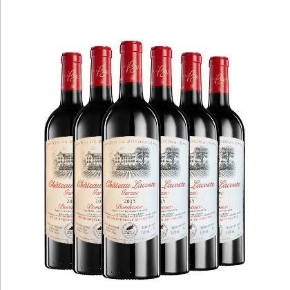 拉古斯特庄园干红葡萄酒