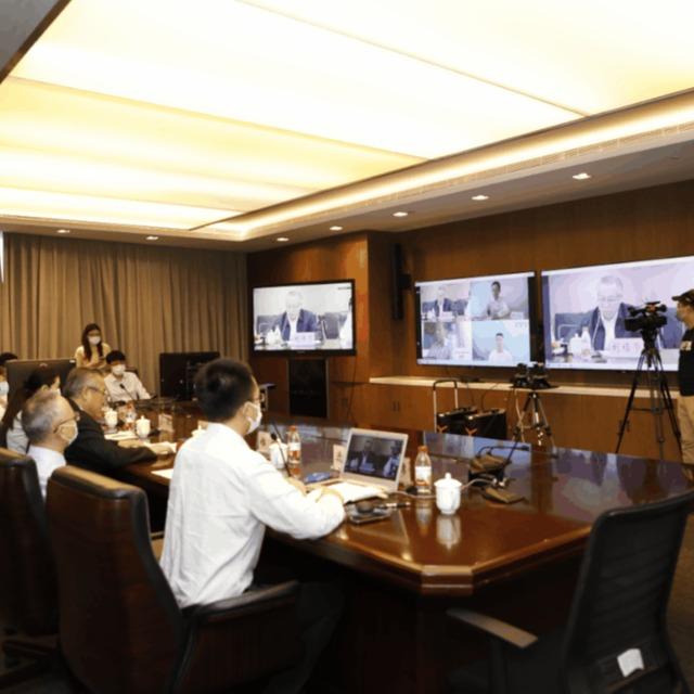 第四届进博会举办医疗器械及医药保健展区线上招商路演